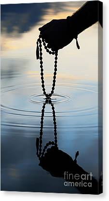 As Above So Below Canvas Print by Tim Gainey