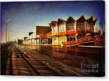 Asbury In The Morning Canvas Print