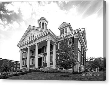 Asbury University Hager Administration Building Canvas Print by University Icons
