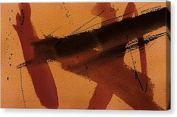 Ascension Canvas Print by Richard Hinger