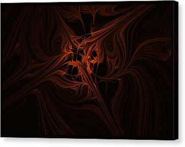 Ascention Canvas Print by Radoslav Nedelchev