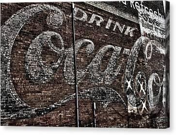 Asheville Coke Series 1 Canvas Print