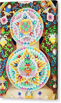Asia, Bhutan, Bumthang Canvas Print by Jaynes Gallery