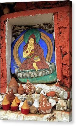 Asia, Bhutan, Paro Canvas Print by Kymri Wilt