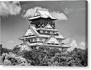Asia, Japan, Osaka Canvas Print by Jaynes Gallery