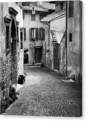Asolo Canvas Print by William Beuther