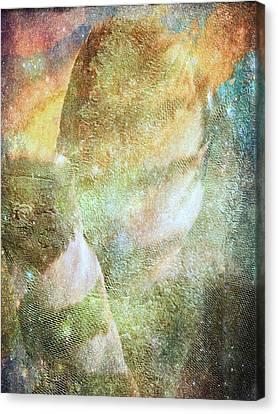Aspirations Canvas Print by Kathy Bassett