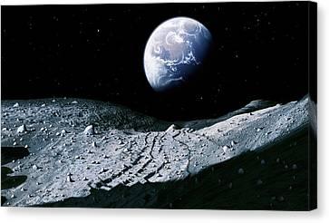 Apollo Asteroid Canvas Prints   Fine Art America