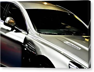 Aston Martin Rapide Canvas Print by Ronda Broatch