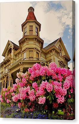 Astoria Canvas Print by Benjamin Yeager