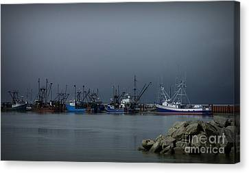 Astoria Safe Harbor Canvas Print
