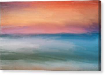 Astound Canvas Print by Lourry Legarde