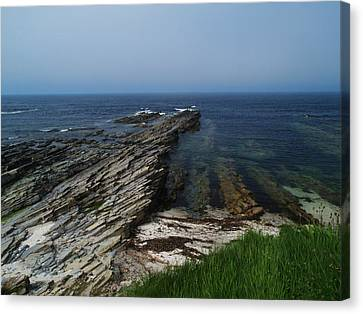 At Birsay Canvas Print by Steve Watson