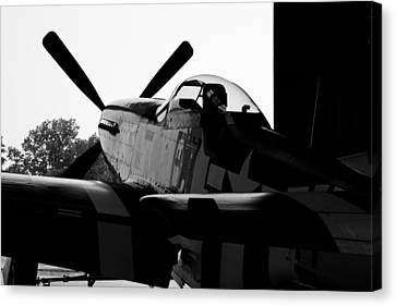 At Rest 2 Canvas Print by Gerry Weatherhead