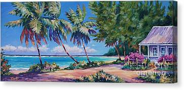 At The Island's End Canvas Print by John Clark