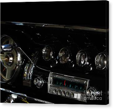 At The Sound Of '55 Canvas Print by Steven Digman