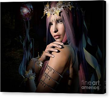 Atheria Canvas Print
