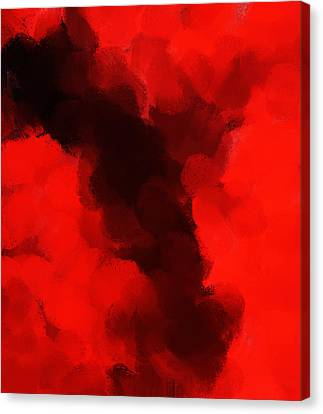 auction M B 176 Canvas Print by Sir Josef - Social Critic -  Maha Art