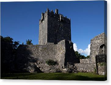Aughnanure Castle 1490, A Late Medival Canvas Print