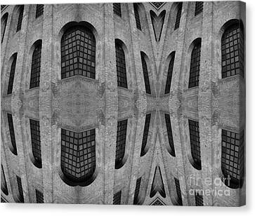 Palatina Canvas Print - Aula Palatina Trier by Andy Prendy