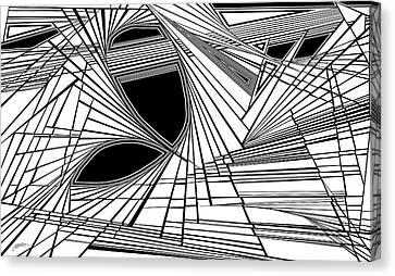 Bittersweet Canvas Print - Auld Acquaintance by Douglas Christian Larsen