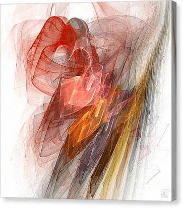 Aurora 2 Canvas Print by Jeanne Liander