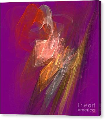Aurora 3 Canvas Print by Jeanne Liander