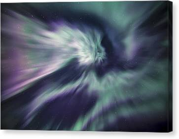 Aurora Sky Canvas Print