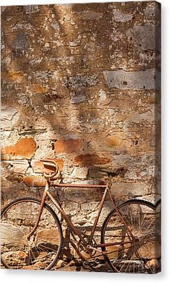 Clare Canvas Print - Australia, Clare Valley, Sevenhill, Old by Walter Bibikow