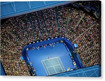 Australian Open Canvas Print