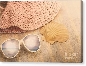 Australian Summer Holidays Canvas Print by Jorgo Photography - Wall Art Gallery