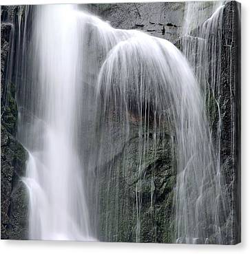 Australian Waterfall 3 Canvas Print