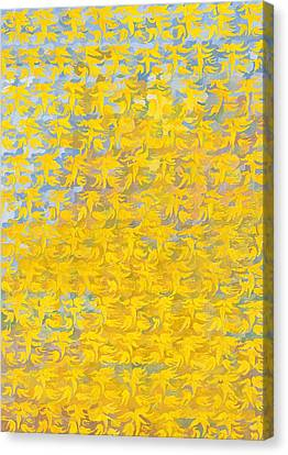 Autumn Acer Canvas Print by Leigh Glover
