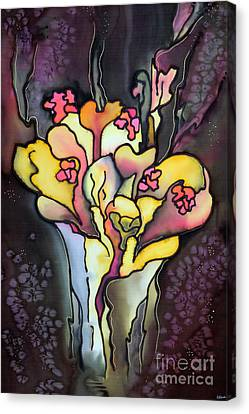 Autumn Fire Canvas Print by Ursula Schroter