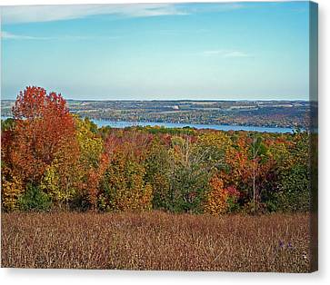 Autumn Glory Canvas Print by Aimee L Maher Photography and Art Visit ALMGallerydotcom