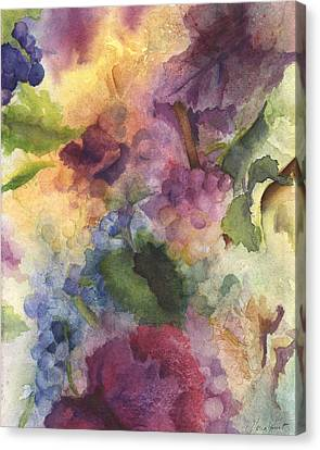 Autumn Magic II Canvas Print by Maria Hunt