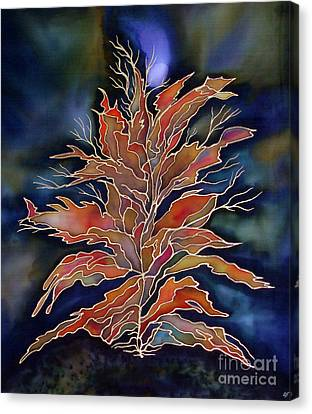 Autumn Nights Canvas Print by Ursula Schroter