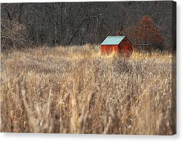 Avalon Preserve Stony Brook New York Canvas Print by Bob Savage