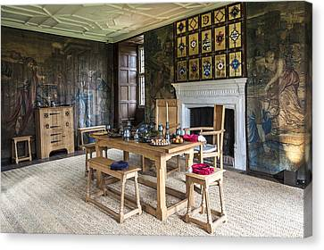 Avebury Manor Canvas Print by Svetlana Sewell