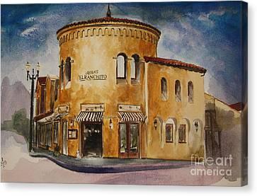 Avilas El Ranchito Canvas Print