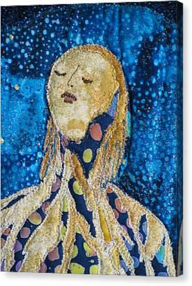Awakening Detail Canvas Print by Lynda K Boardman