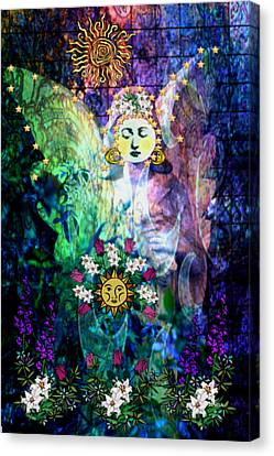 Awakening Canvas Print by Mary Anne Ritchie