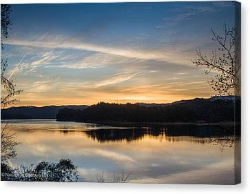 Awakening Canvas Print by Paul Herrmann