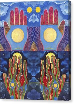 Awakenings Canvas Print by Helena Tiainen