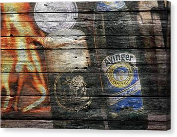 Ayinger Beer Canvas Print