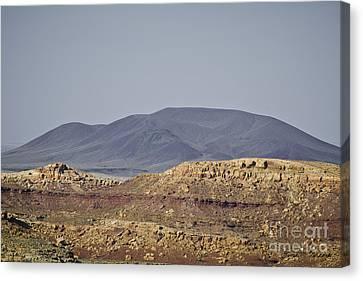 Az Landscape - Near Grand Canyon Canvas Print by David Gordon