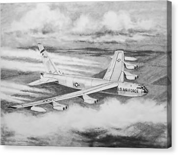 B-52 Canvas Print