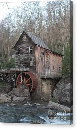 Babcock Watermill Canvas Print