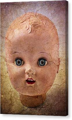 Baby Doll Face Canvas Print by Garry Gay