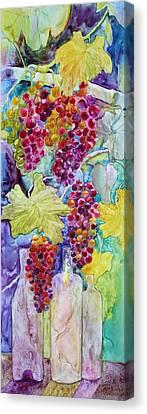 Bacchus Canvas Print by Nancy Jolley